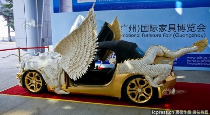 Altın BMW