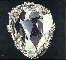 34,98 carat elmas