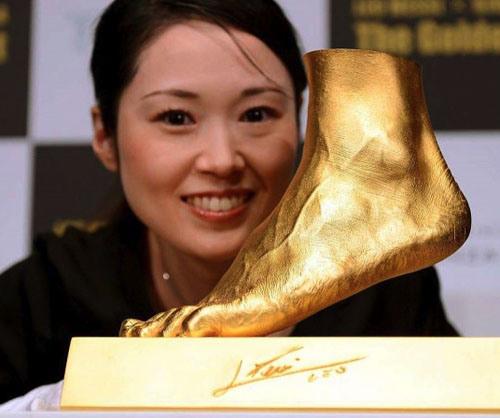 Messe'nin altın ayağı