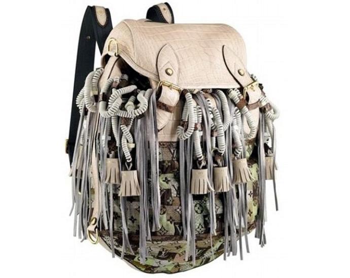 LV sırt çantası