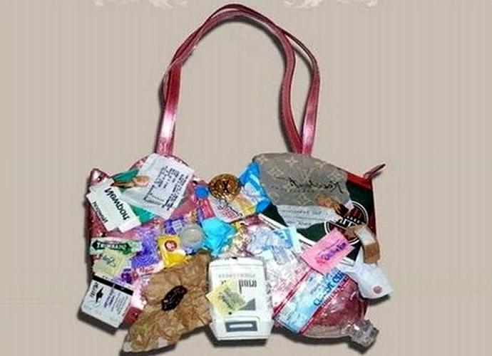 LV şehir çantası