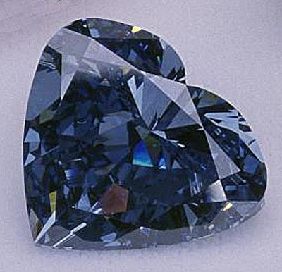 Mavi Pırlanta